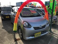 沖縄の中古車 ダイハツ ミライース 車両価格 49万円 リ済込 平成25年 6.3万K シルバー