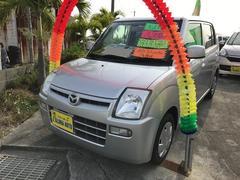沖縄の中古車 マツダ キャロル 車両価格 39万円 リ済込 平成21年 5.2万K シルバー