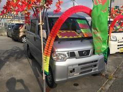 沖縄の中古車 日産 クリッパーバン 車両価格 63万円 リ済込 平成24年 6.3万K シルバー