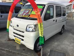 沖縄の中古車 トヨタ ピクシスバン 車両価格 67万円 リ済込 平成25年 6.9万K ホワイト