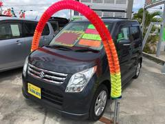 沖縄の中古車 スズキ ワゴンR 車両価格 57万円 リ済込 平成21年 6.8万K グレー