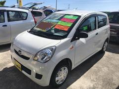 沖縄の中古車 ダイハツ ミラ 車両価格 32万円 リ済込 平成24年 7.1万K ホワイト