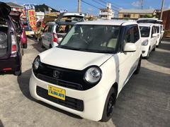 沖縄の中古車 ホンダ N−ONE 車両価格 75万円 リ済込 年式不明 6.4万K パールホワイト