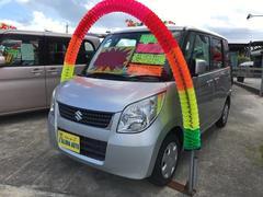 沖縄の中古車 スズキ パレット 車両価格 55万円 リ済込 平成21年 7.4万K シルバー
