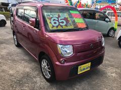 沖縄の中古車 スズキ MRワゴン 車両価格 65万円 リ済込 平成23年 6.5万K カシスピンクパールメタリック