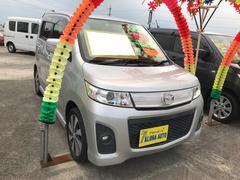 AZワゴンカスタムスタイルXT 軽自動車 インパネCVT 保証付 エアコン