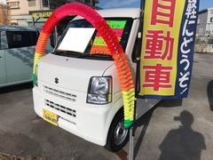 沖縄の中古車 スズキ エブリイ 車両価格 67万円 リ済込 平成26年 6.1万K スペリアホワイト