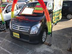 沖縄の中古車 スズキ ワゴンR 車両価格 57万円 リ済込 平成21年 6.7万K ルナグレーパールメタリック