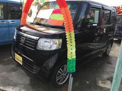 N BOXG・Lパッケージ TV ナビ 軽自動車 ETC ブラック
