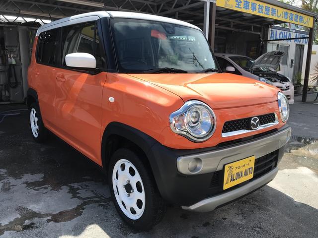沖縄県豊見城市の中古車ならフレアクロスオーバー XG
