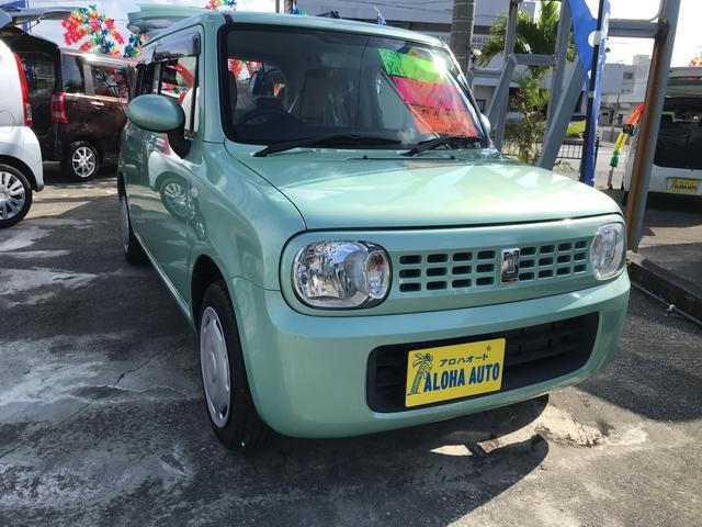 沖縄県豊見城市の中古車ならアルトラパン G