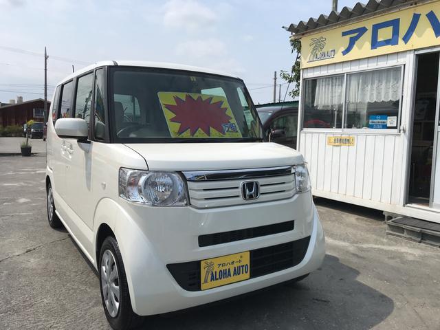 沖縄県豊見城市の中古車ならN-BOX G