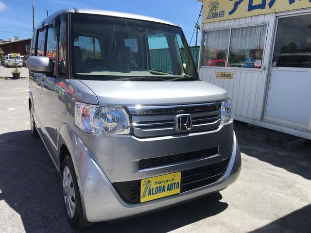 沖縄県豊見城市の中古車ならN-BOX C