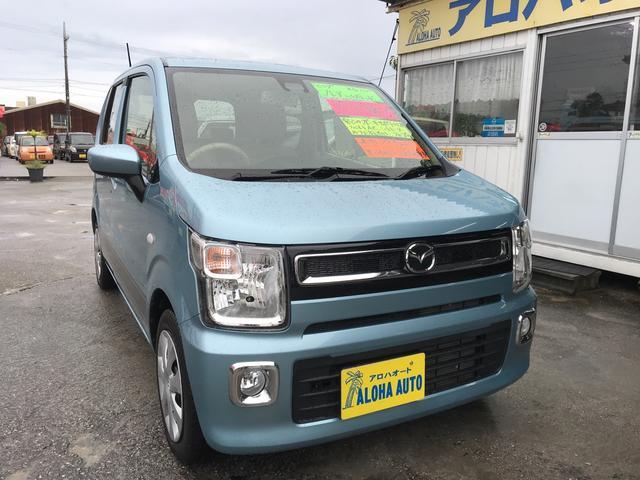 沖縄県豊見城市の中古車ならフレア ハイブリッドXG