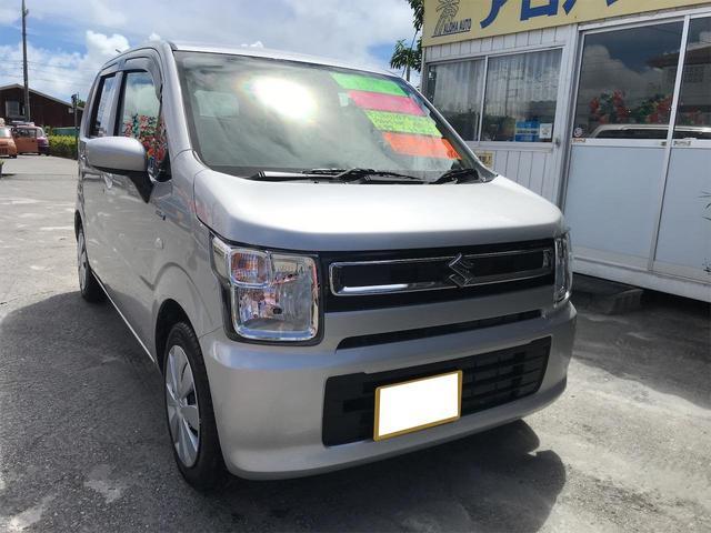 沖縄県豊見城市の中古車ならワゴンR ハイブリッドFX