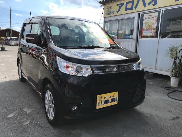 沖縄県豊見城市の中古車ならワゴンRスティングレー X