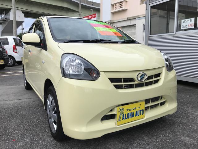 沖縄県豊見城市の中古車ならミライース X