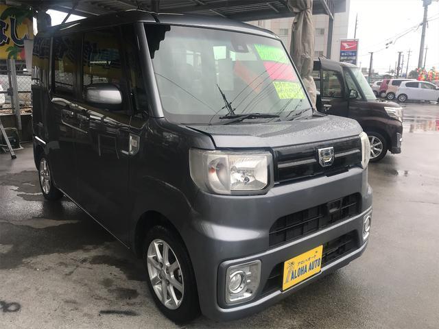 沖縄県豊見城市の中古車ならウェイク L SAII