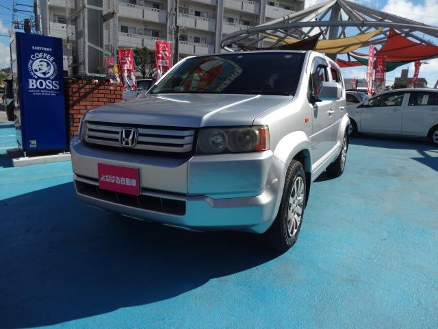 沖縄県の中古車ならクロスロード 18L