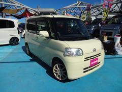 沖縄の中古車 ダイハツ タント 車両価格 39万円 リ済別 平成22年 8.5万K コットンアイボリー