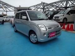 沖縄の中古車 日産 ピノ 車両価格 29万円 リ済別 平成21年 8.7万K シルキーシルバーM