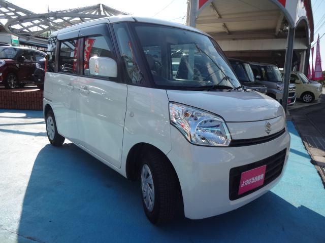沖縄県の中古車ならスペーシア G