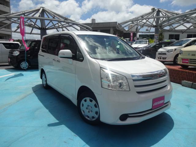 沖縄県の中古車ならノア X スマートエディション