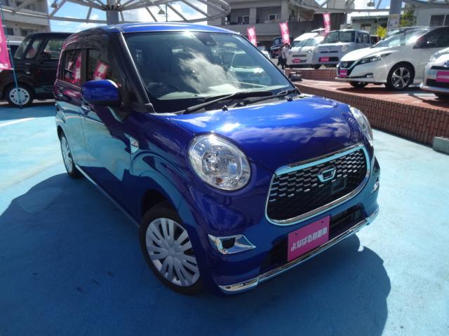 沖縄県の中古車ならキャスト スタイルX SAII スマートキー
