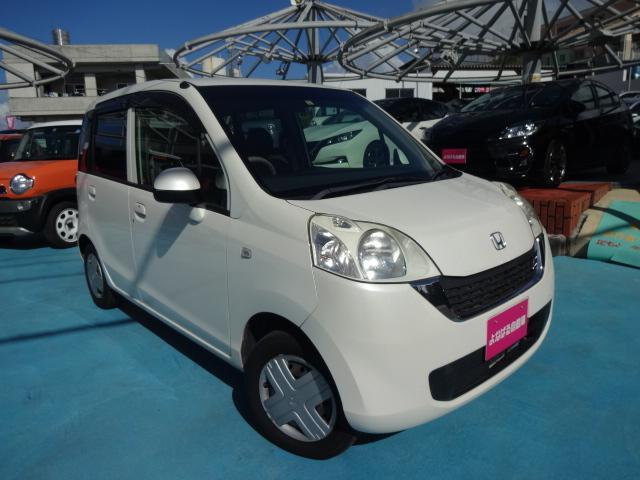 沖縄の中古車 ホンダ ライフ 車両価格 34万円 リ済別 2010(平成22)年 9.0万km ホワイト