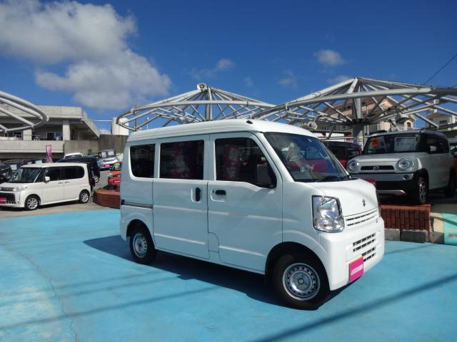 沖縄県の中古車ならエブリイ PAリミテッド