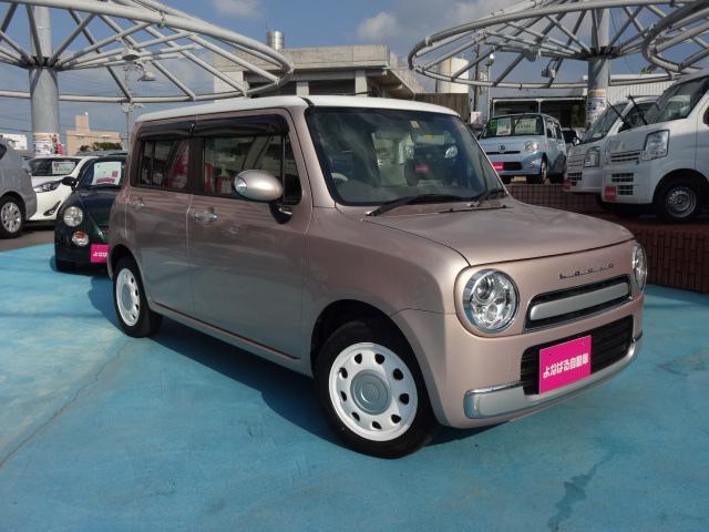 アルトラパンショコラ:沖縄県中古車の新着情報