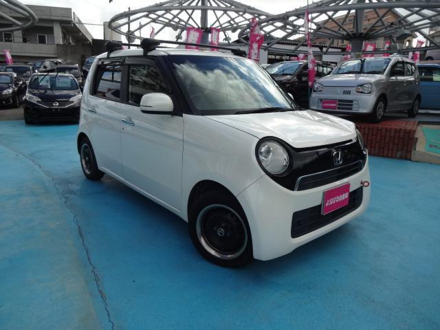 沖縄の中古車 ホンダ N-ONE 車両価格 39万円 リ済別 2013(平成25)年 15.0万km パール