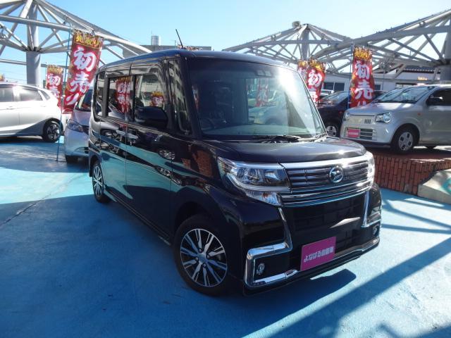 沖縄県の中古車ならタント カスタムX トップエディションSAIII