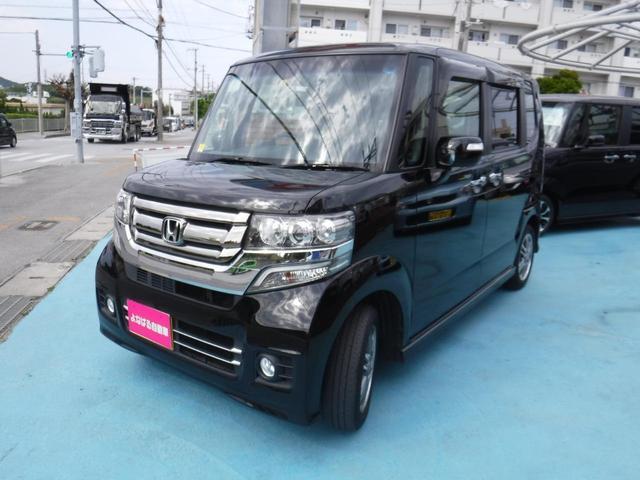 沖縄県の中古車ならN-BOXカスタム G SSパッケージ  7/23〜4日間限定価格