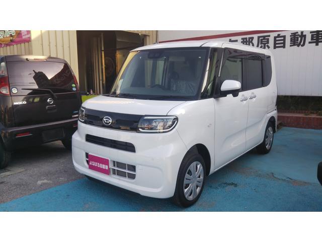 沖縄県の中古車ならタント Xスローパー 車いす移動車