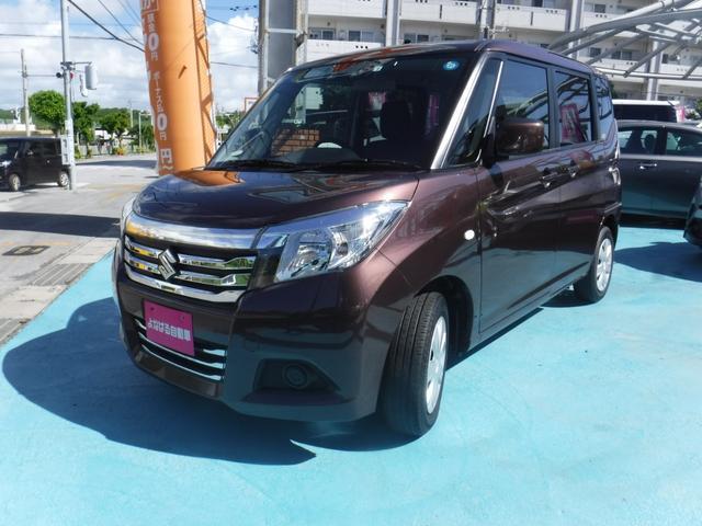 沖縄県の中古車ならソリオ G 社外オーディオ