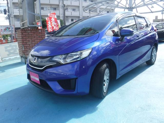 沖縄県の中古車ならフィット 13G・Fパッケージ