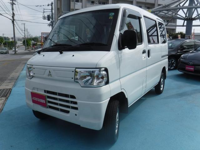 沖縄県の中古車ならミニキャブ・ミーブ CD 10.5kwh 4シーター