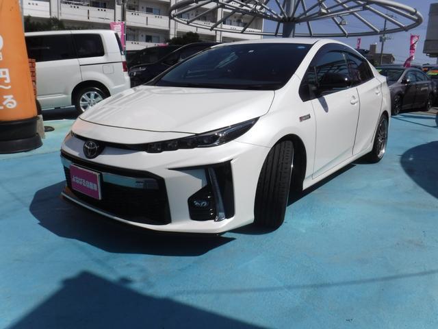 トヨタ S GRスポーツ 社外アルミ 純正ナビ バックカメラ