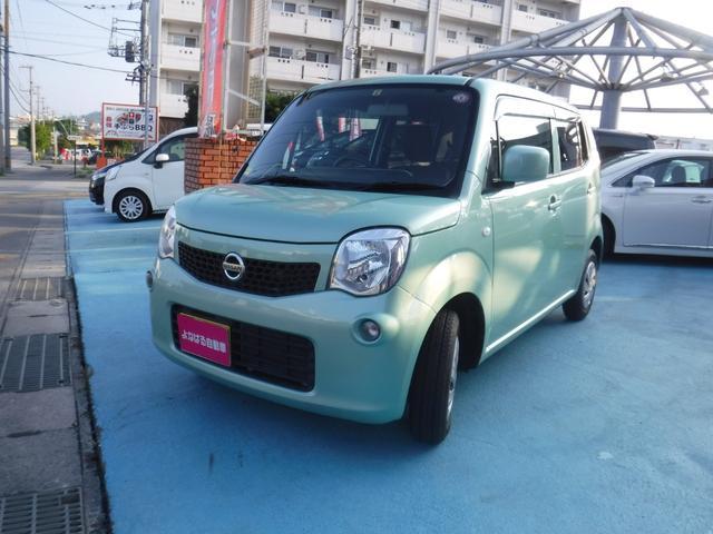 沖縄県の中古車ならモコ S 純正ナビ バックカメラ スマートキー