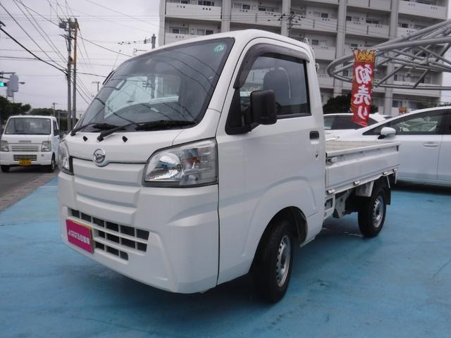 沖縄県の中古車ならハイゼットトラック スタンダード カーナビ ETC