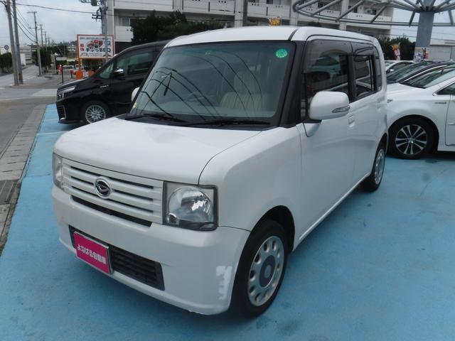 沖縄県の中古車ならムーヴコンテ X +S カーナビ
