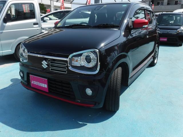 アルトターボRS:沖縄県中古車の新着情報