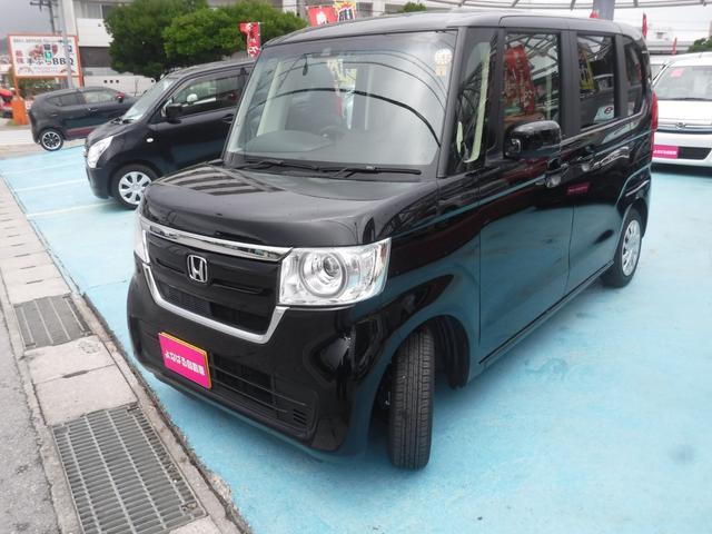 沖縄県の中古車ならN-BOX G Lホンダセンシングフルセグナビ ETC バックカメラ ドライブレコーダー