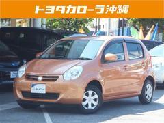 沖縄の中古車 トヨタ パッソ 車両価格 62万円 リ済別 平成23年 2.7万K オレンジM