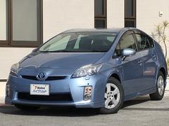 沖縄の中古車 トヨタ プリウス 車両価格 119万円 リ済別 平成23年 4.6万K ライトブルー