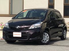 沖縄の中古車 トヨタ ヴィッツ 車両価格 105万円 リ済別 平成26年 1.6万K パープル