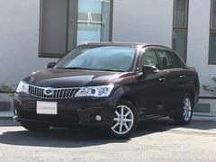沖縄の中古車 トヨタ カローラアクシオ 車両価格 118万円 リ済込 平成26年 2.1万K パープル