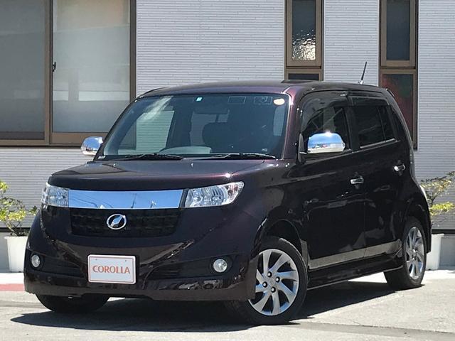 沖縄の中古車 トヨタ bB 車両価格 118万円 リ済込 平成25年 2.8万km パープル