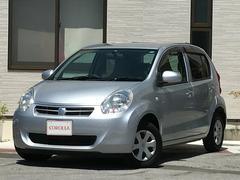 沖縄の中古車 トヨタ パッソ 車両価格 55万円 リ済込 平成22年 3.3万K シルバー